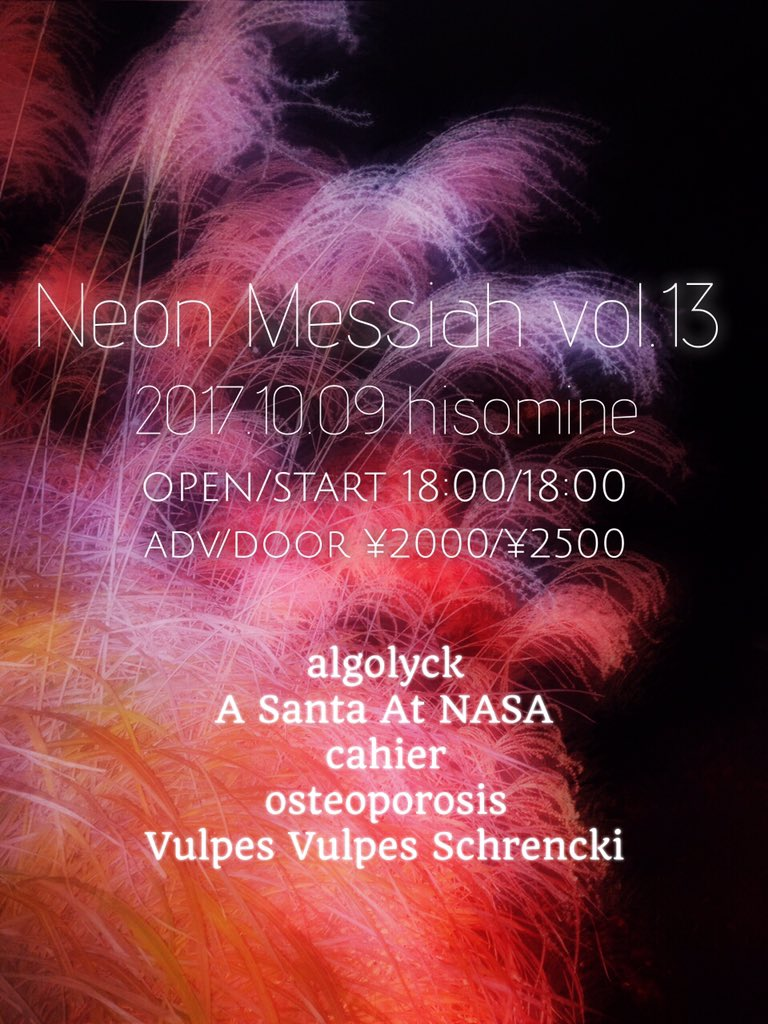 Neon Messiah vol.13